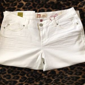 lei Jeans - L.E.I. Ashley Low Rise Skinny Jean NWT